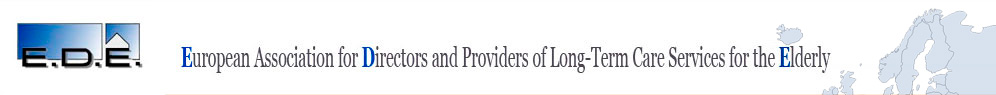 European Association for Directors and Providers of Long-Term Care Services for the Elderly